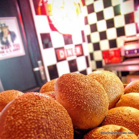 American Diner's sur Normandieresto