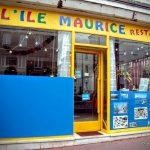 Le restaurant ile Maurice