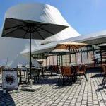 restaurant au volcan au Havre
