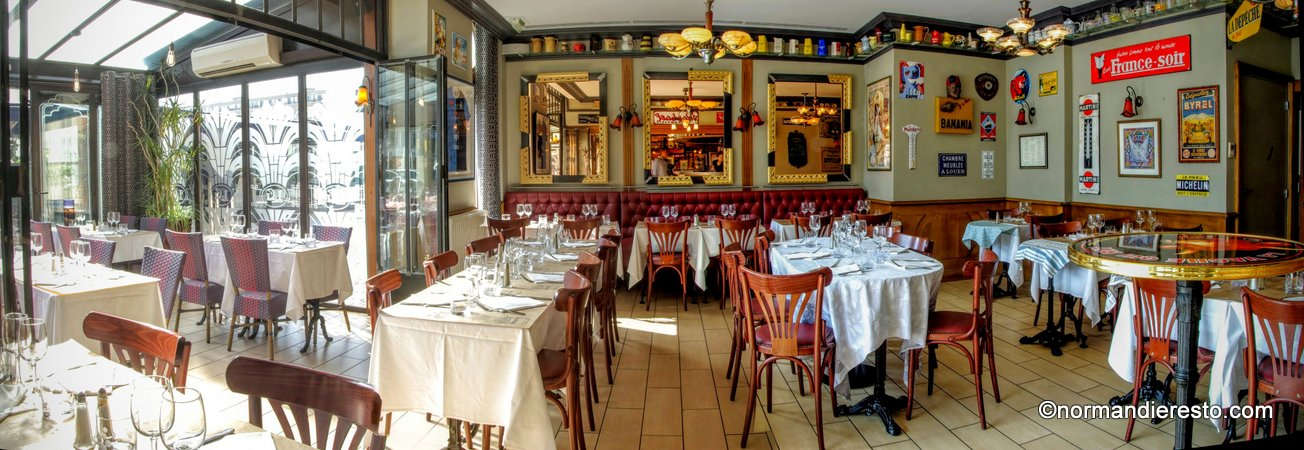 le grignot brasserie restaurant au havre normandie resto. Black Bedroom Furniture Sets. Home Design Ideas