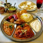 Assiette Thali