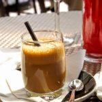 Crème de café à la napolitaine