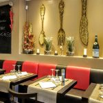La salle du restaurant Al Dente