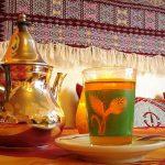 thé à la menth