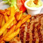 Steak frittes