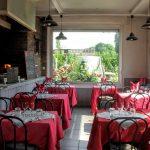 Le restaurant la fontaine fleurie