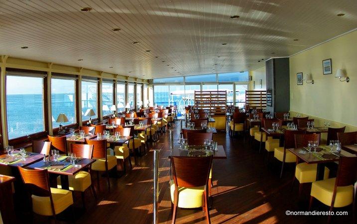 Restaurant Vue Mer Le Havre St Adresse