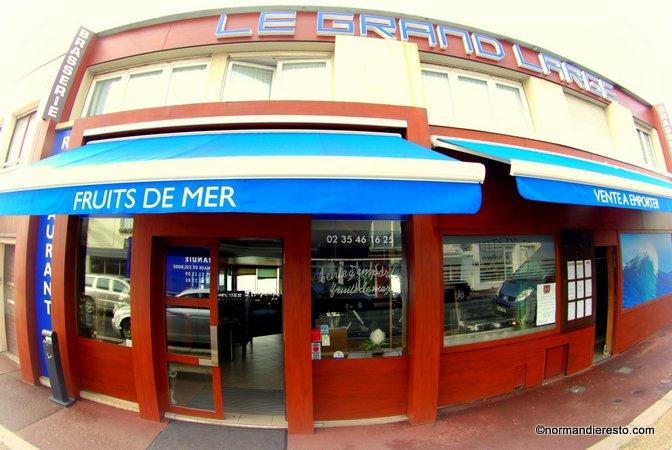 Restaurant Le Havre Fruit De Mer