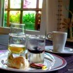 café et mignardises