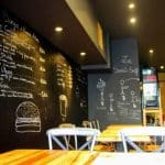 Restaurant burgers