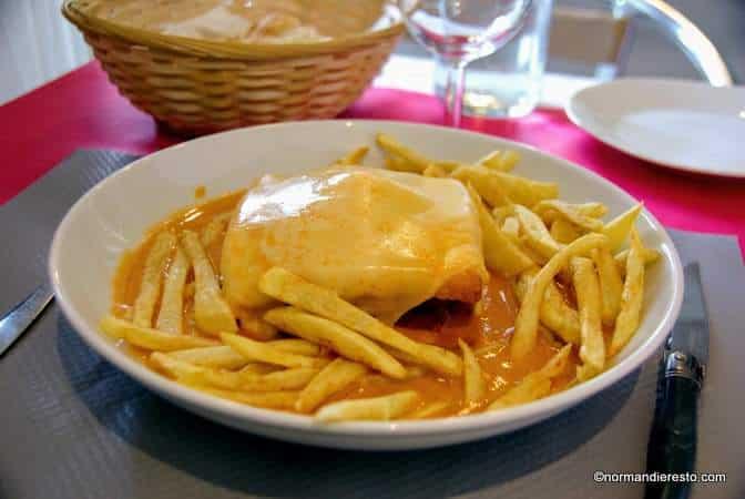 Aux saveurs franco portugaises restaurant au havre for Cuisine portugaise