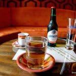 Thé, café et bière libanaise Almaza