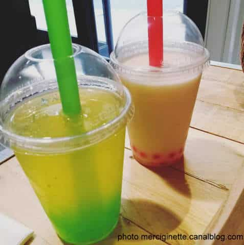 bubble tea au havre Restaurant