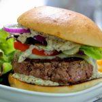 Le burger du bouchon normand