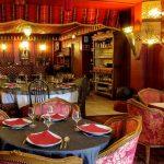 La décoration du Restaurant l'Atlas au Havre