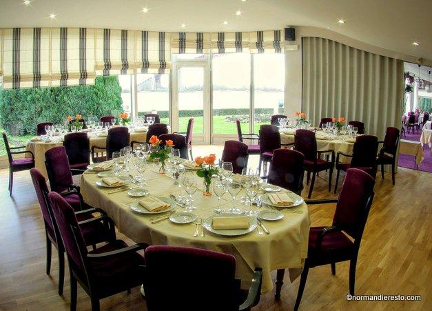 La Marine Restaurant  U00e0 Tancarville