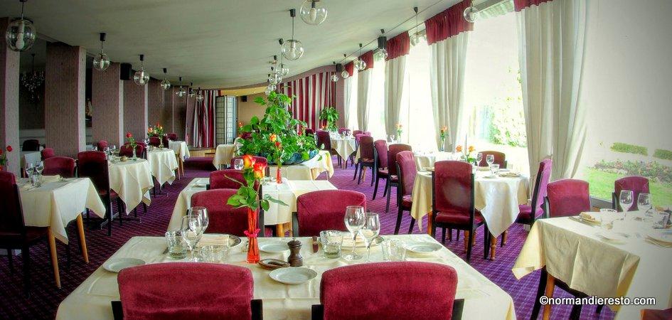 Restaurant à Tancarville La Marine