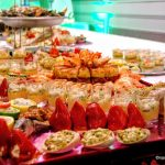 Buffet pour groupe
