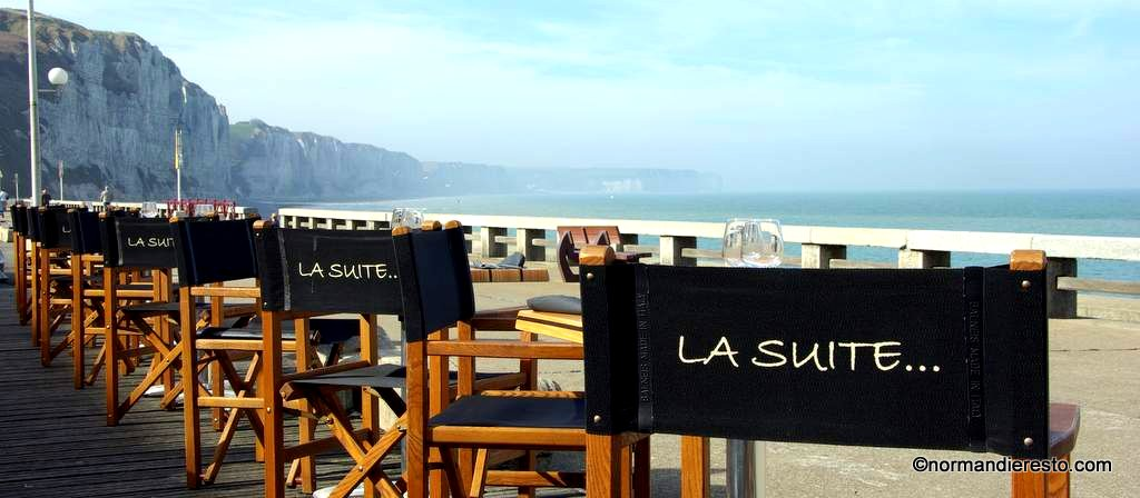 restaurant la suite f camp normandie resto. Black Bedroom Furniture Sets. Home Design Ideas