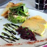 Foie gras à La Suite Fécamp