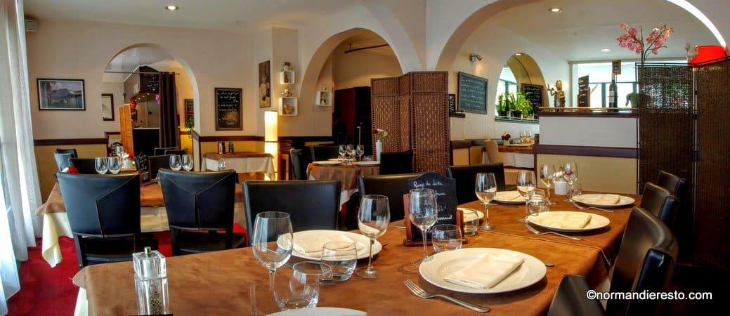 A deux pas d 39 ici restaurant cuisine normande au havre for Le jardin le havre restaurant