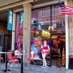 Le Denver au Havre, restaurant à Hamburger