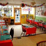 la salle du restaurant ile Maurice au Havre
