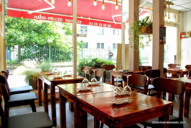 la mian v ritable restaurant chinois au havre normandie resto. Black Bedroom Furniture Sets. Home Design Ideas