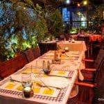 La terasse du Restaurant le Grignot
