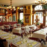 La salle du Restaurant le Grignot