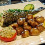 Bar grillé au Havre, restaurant le Sant'anna