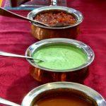 Les sauces douces, sucrées ou épicées.