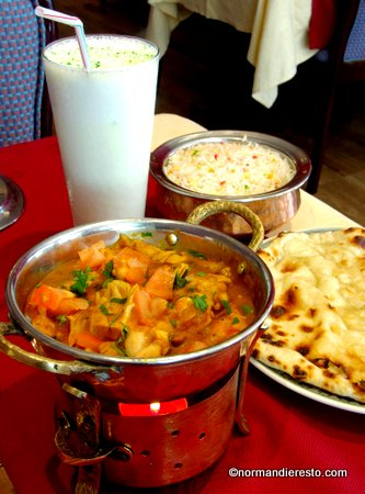 Le Havre Restaurant Indien