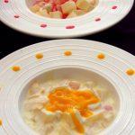 dessert fruits et yaourt