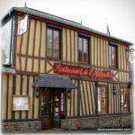 Le restaurant L'Agriculture à Valmont