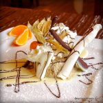 Dessert au wilson