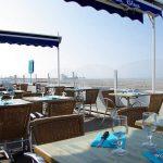 restaurant sur la plage du havre