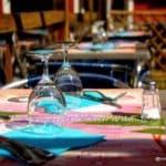 Terrasse de restaurant l'Olivier au Havre
