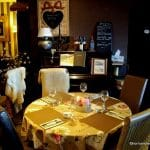 Restaurant cosy au Havre