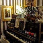 Le piano du restaurant
