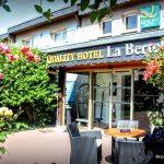 Hotel restaurant La Bertelière