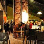 Le Bar de l'hotel Berteliere Rouen