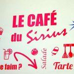 Le café sirius