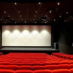 La salle du cinéma Sirius