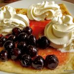 Crêpe Amarena Chantilly m