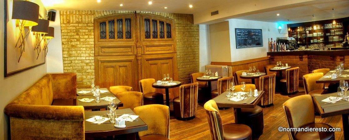 Le diapason restaurant au havre normandie resto for Le jardin le havre restaurant