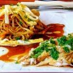cuisine chinoise au restaurant Lamian au Havre