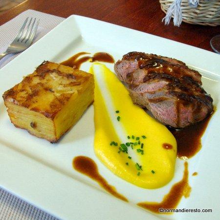 Restaurant Saint Valentin Fecamp