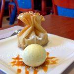 Dessert au barbican