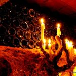 La cave à vins du Belvédère à St Jouin Bruneval